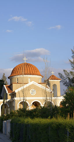 church in nicosia cyprus